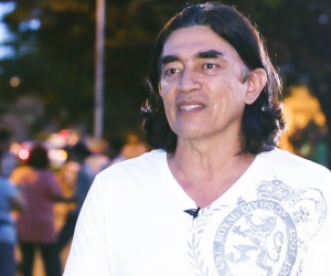 Gustavo Bolívar.
