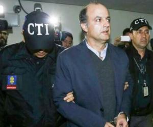 Gabriel Ignacio García Morales se encuentra detenido en la cárcel La PIcota, al sur de Bogotá.