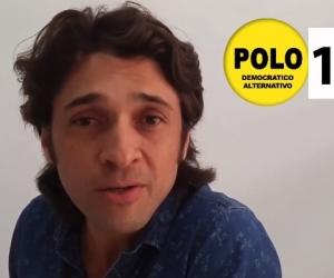 Nicolás Senior, candidato por el Magdalena a la Cámara de Representantes.
