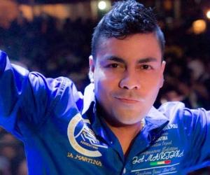 Jorge Iván 'Churo' Díaz.