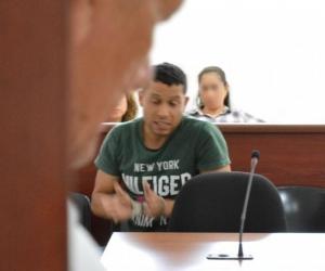 Levith Rúa Rodríguez, presunto asesino y violador en serie.