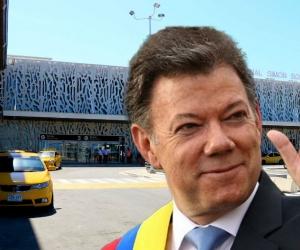 El presidente Santos se despedirá de su Gobierno sin ampliación de la pista.