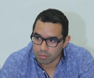 Secretario de Movilidad del Distrito, Ernesto Castro.