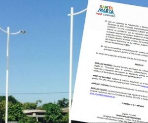 La licitación para la concesión del alumbrado público fue declarada desierta el 22 de diciembre.