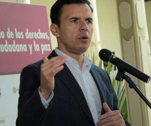 Guillermo Rivera hizo la aclaración por parte del Gobierno.