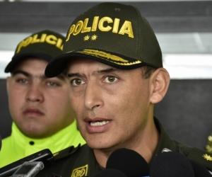 El general Mariano Botero.