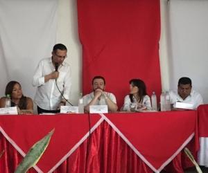 La ausencia del ministerio de Medio Ambiente marcó el encuentro.