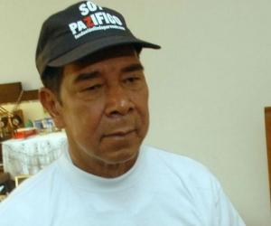 Fotografía de archivo del ex comandante paramilitar de las AUC del Magdalena Medio Ramón Isaza.