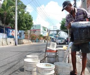 La APP busca solucionar la problemática de agua potable que vive Santa Marta.