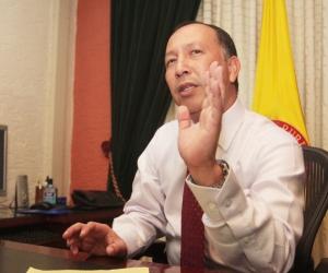 Ómar Velásquez Rodríguez ocupó el cargo público en el año 2010.