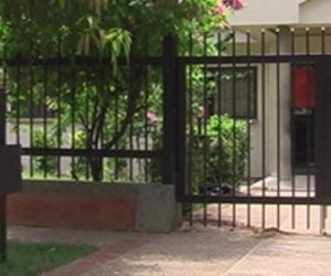 Los familiares de Candelario fueron a Medicina Legal en Valledupar, para reclamar su cuerpo y darle sepultura.