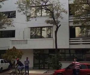 Sede de la Secretaría de Educación Departamental en Santa Marta.