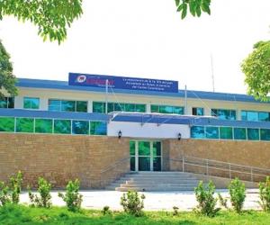 Sede de la fundación Cardiovascular en Santa Marta.