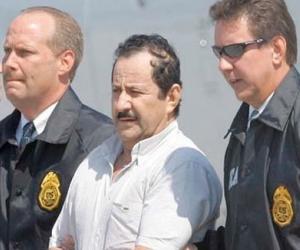 Hernán Giraldo alias 'El Patrón'.