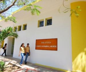 Sede de la Universidad Sergio Arboleda, en Santa Marta.
