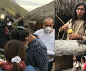 Con el apoyo del Ejército, médicos llegaron a la Sierra Nevada de Santa Marta.