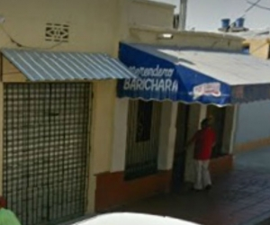 Fachada Restaurante Barichara.