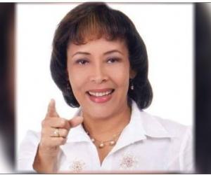 Blanca Fernández, contratista de Salud Distrital.