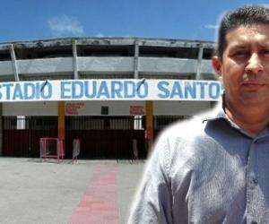 Hubert Ramírez, abogado demandante.