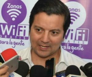 El ministro de las TIC David Luna.