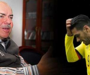 Iván Mejía y Falcao García.