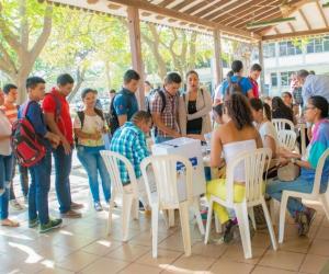 La jornada electoral universitaria se llevó a cabo durante el 10 y 11 de marzo.