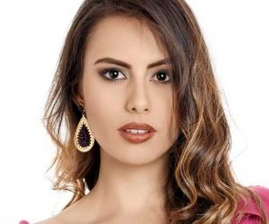 Jennifer Hernández, señorita Santander.