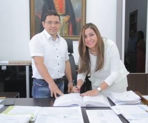 Aura Carolina García venía desempeñándose como directora de Fenalco en el departamento del Magdalena.