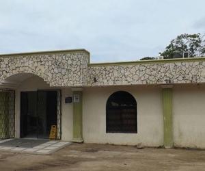 El herido fue atendido en el hospital de El Retén antes de ser trasladado a Fundación.