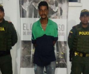 Daniel Benavides Gutiérrez, capturado por golpear y morder a su expareja.