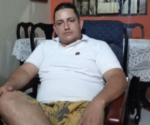 Entrevista a Jhon Elver Ladínez Cadena en su residencia en Ciénaga.