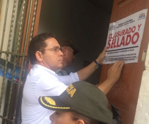 Alcalde de Santa Marta lideró los procedimientos.