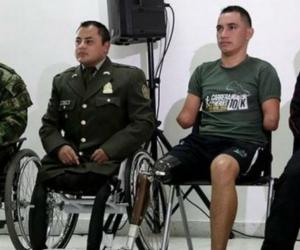 De 131 heridos en 2015 se pasó a 36 el año anterior, indicó el Director del Hospital Militar Central (HMC).