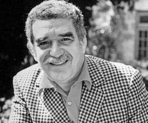 Gabriel García Márquez, premio Nobel de Literatura 1982.