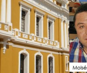 El abogado Moisés Ropaín fue elegido con nueve votos.