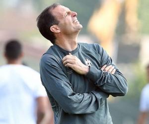 Antonio Conte, entrenador de Juventus.