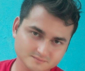 Abel Andrés Gómez Gamarra fue herido de tres tiros por delincuentes en medio de un atraco.