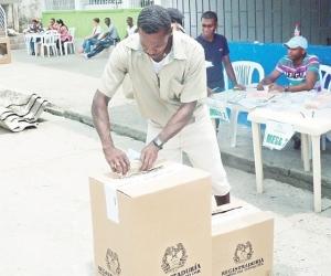 Las elecciones en Tumaco, Nariño, serán este domingo 23 de abril.