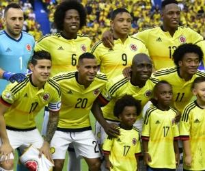 Selección Colombia de mayores.