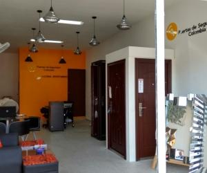 En Santa Marta ya existe un establecimiento especializado en la instalación de este tipo de puertas.