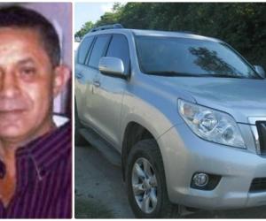 La policía trata de establecer si Rafael Jaraba se encuentra con vida.