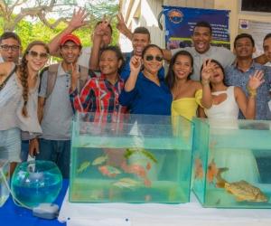 Ingeniería Pesquera se destaca como el único programa en Colombia acreditado por Alta Calidad en el Área de Acuicultura, Pesquerías, Ciencias del Mar y procesamiento de alimentos pesqueros a nivel profesional.