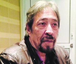 Harold Orozco, cantante colombiano.