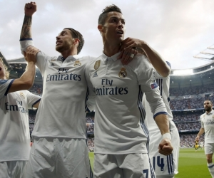 Real Madrid - Atletico de Madrid.