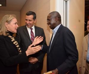 El Consejo de Seguridad de la ONU llegó a Colombia.