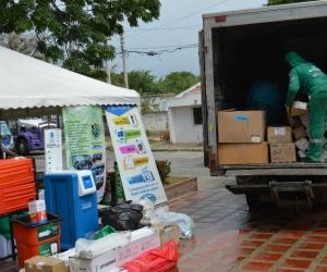 Corpamag realizará una jornada para darle manejo a los residuos sólidos.