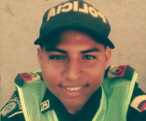 Ramón Bovea, auxiliar de la policía atacado a bala.