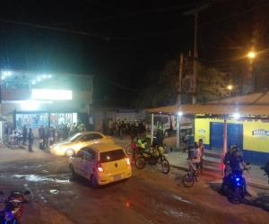 En días recientes, las autoridades realizaron operativos de seguridad en Timayui.