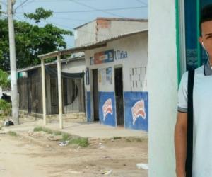 Freddy Samir Suárez Montiel murió luego de recibir dos disparos hechos por delincuentes que le robaron su moto en el barrio Villa Karla de Soledad.
