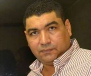 Registrador de Riohacha, Ilfred Carrillo.